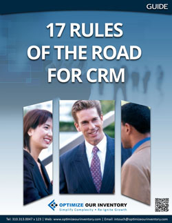 17 Rules of the road for CRM