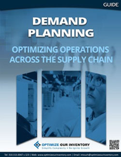Demand Planning Optimizing Operations Across the Supply Chain