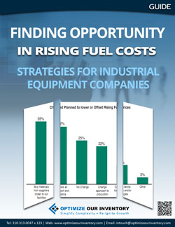 Finding Opportunities in Rising Fuel Costs