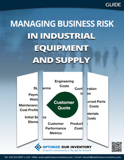 Managing Business Risk in Industrial Equipment and Supply