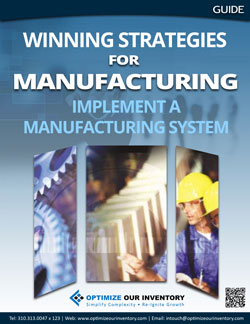Implement a Manufacturing System