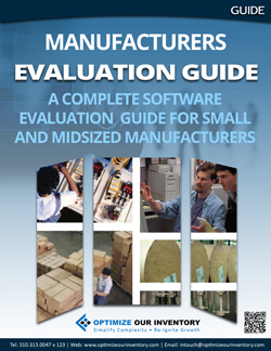 Manufacturers Evaluation Guide