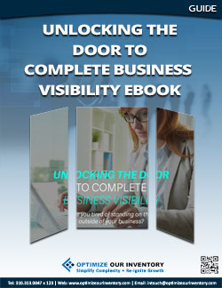 Unlocking the door to complete business visibility eBook