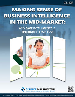 Making sense of Business Intelligence in the mid-market: Why Sage Intelligence is the right fit for you