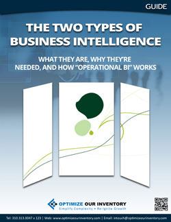"The two types of Business Intelligence: What they are, why they're needed, and how ""Operational BI"" works"