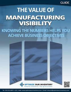 Value of Manufacturing Visibility